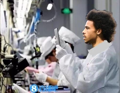 今日趣图:号外号外电子厂又来新员工啦