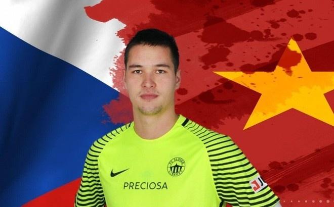 越南媒体:越南足协将再次着手准备归化捷克混血门将